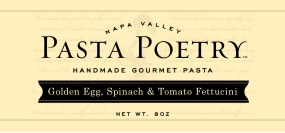 pasta poetry label cropped